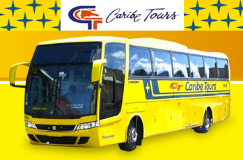 Caribe Tours Buses