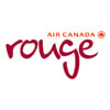Logo Air Canadá Rouge Airlines