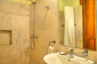 Bathroom of the master bedroom, Las Olas Residence, luxury rental in Las Terrenas