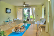 Dining room, Las Olas Residence, luxury rental in Las Terrenas