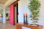 First room entrance, Casa Phil, luxury rental in Las Terrenas