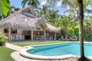Villa Helena, rental in Las Terrenas