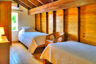 Fourth bedroom, Las Olas Residence, luxury rental in Las Terrenas