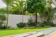 Garden, Casa Phil, luxury rental in Las Terrenas