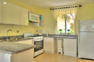 Kitchen, Las Olas Residence, luxury rental in Las Terrenas