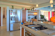 Kitchen, Casa Phil, luxury rental in Las Terrenas