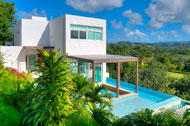 Villa Villa White Sand, luxury villa rental in Las Terrenas