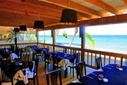 Sea view from Restaurant Bar Lounge, Fishermen's Village, Las Terrenas